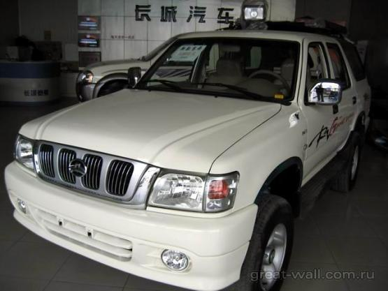 GreatWall SUV Safe